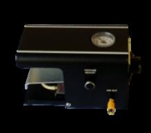 Doseur temps pression pneumatique pédale air pulse