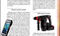 Un article cite le Précifluid dans le numéro 1012 du magazine Machines Production