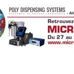 PDS présent au salon Micronora 2016 à Besançon