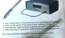 Un article cite le Precifluid dans le magazine Electronic News